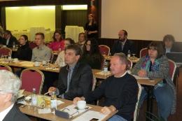 30.11.2015 - Konferencia - Skvalitňovanie podnikateľského prostredia a problém čierna práca