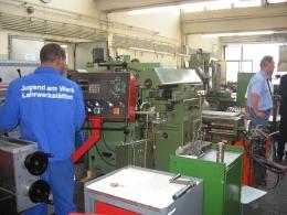 Jugend am werk 2007