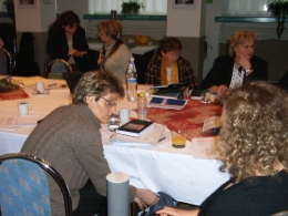 Stretnutie k projektu Zručný mobilný Európan 2008