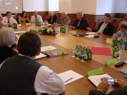 Stretnutie remeselných organizácií V4 2009_8