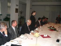 Stretnutie V4 v Prahe 2006