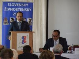 Výročný snem Slovenského živnostenského zväzu