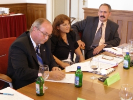 Stretnutie remeselných organizácií V4 2009